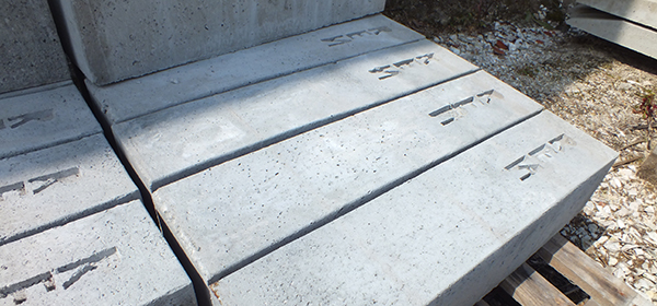 marcos de extrema cimento