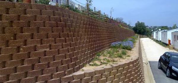 muro de betão 2